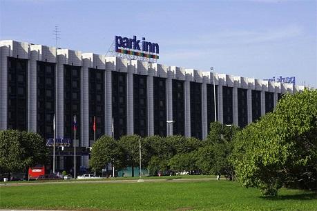 Гостинница «Park-Inn «Пулковская»