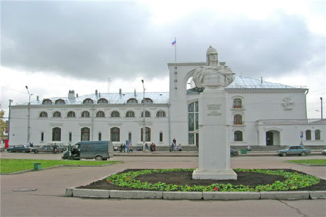 Новгородский вокзал
