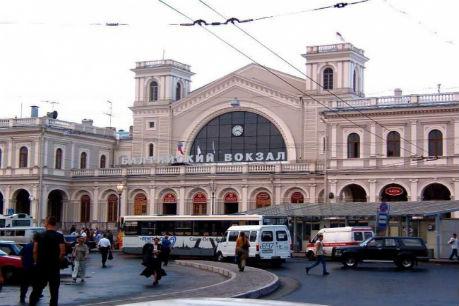 Балтийской вокзал