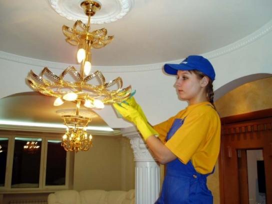 проф уборка в квартирах