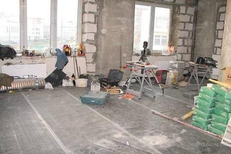 Ремонт зданий и квартир