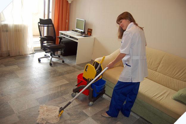 фото Профессиональная уборка квартир