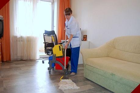 фото Генеральная уборка квартир